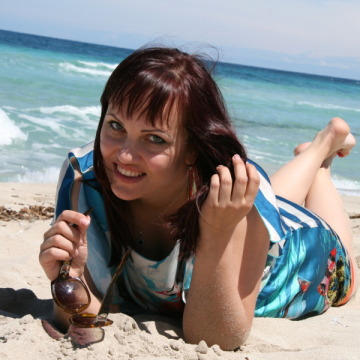 Liliana Burtseva, 39, Dnipro, Ukraine