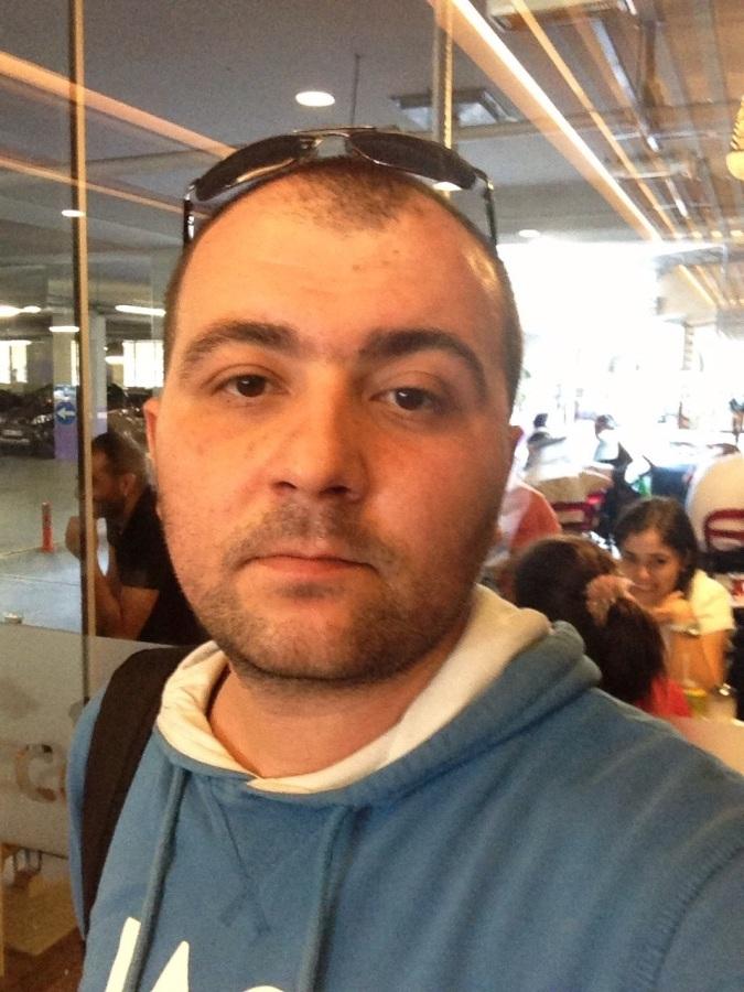 Serdar Güntekin, 42, Istanbul, Turkey