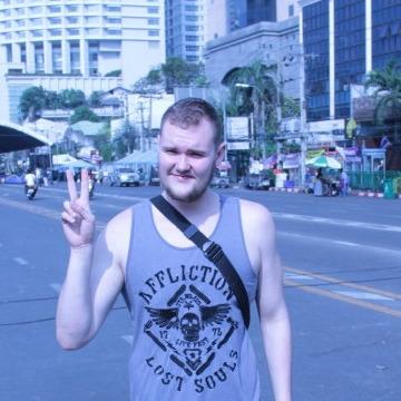 Vladislav, 24, Moscow, Russian Federation