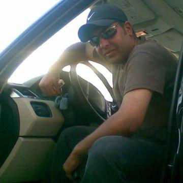 Romeo Foraway, 36, Amman, Jordan