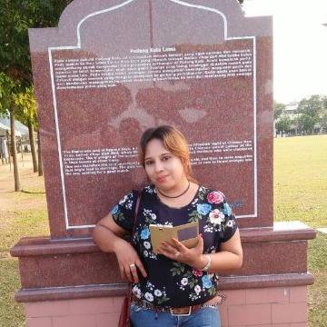 DORTHY DIAZ ALFFI, 39, Balik Pulau, Malaysia