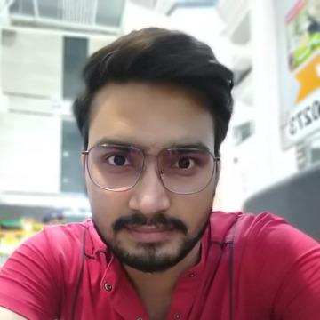 Gaurav Dwivedi, 30, New Delhi, India