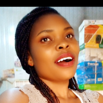 Sarah K. Arthur, 28, Prestea, Ghana