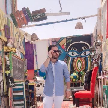 Mahmoud Nazieh, 28, Cairo, Egypt