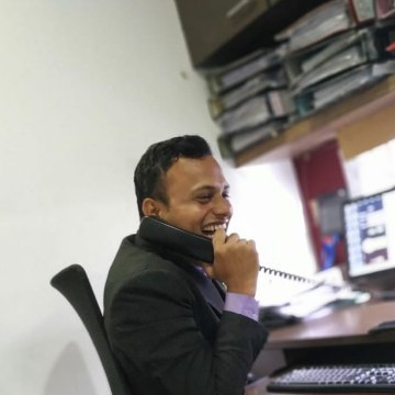 Atul Karande, 25, Pune, India