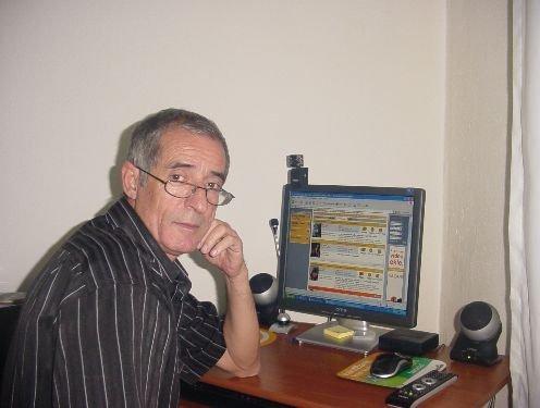 Gültekin Güleryüz, 67, Ankara, Turkey