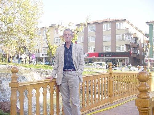 Gültekin Güleryüz, 66, Ankara, Turkey