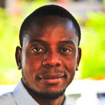 Phen, 33, Windhoek, Namibia