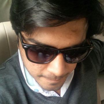 Mudit, 34, New Delhi, India