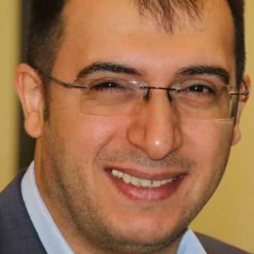 İbrahim Arıkboğa, 33, Istanbul, Turkey