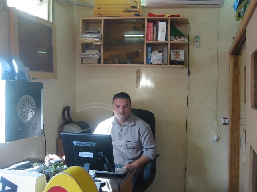 Brahim Sami, 39, Algiers, Algeria
