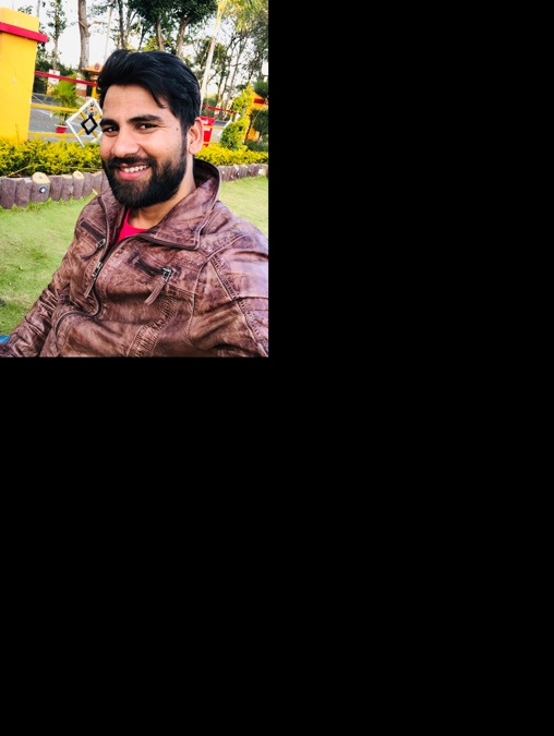 Raj Puri, 31, Hyderabad, India