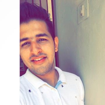 Adil Khan Pathan, 26, New Delhi, India