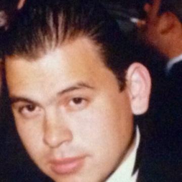 EDGAR GARIN, 40, Mexico City, Mexico