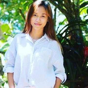 Cherry Cañete, 25, Pagadian City, Philippines