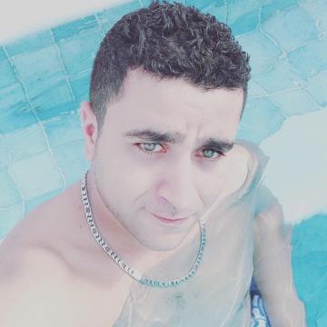 Yasser Yasoo, 31, Dubai, United Arab Emirates