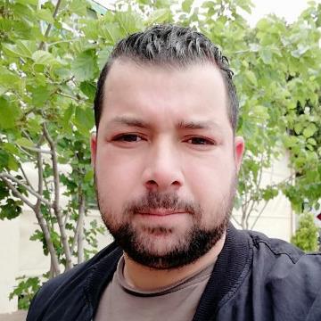 Ismail Dahbi, 32, Casablanca, Morocco