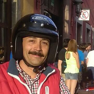 Pepe Pimentel, 43, San Miguel De Allende, Mexico