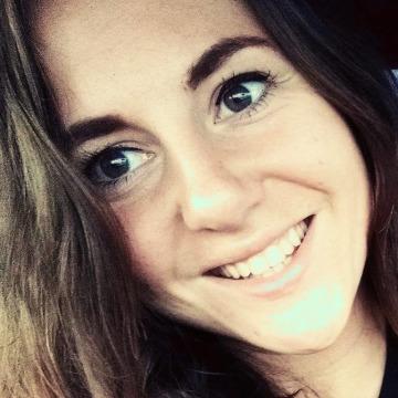 Christina Budna, 22, Ternopil, Ukraine