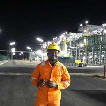 Gideon Tibilah, 33, Accra, Ghana