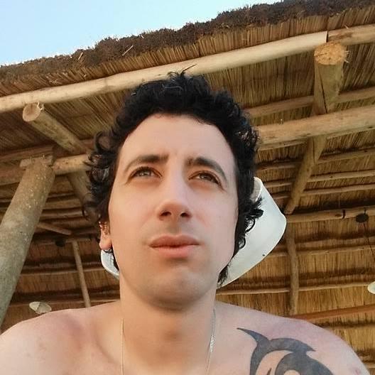 David Deivi, 35, Buenos Aires, Argentina