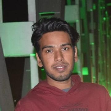 Abhishek Tripathi, 21, Varanasi, India