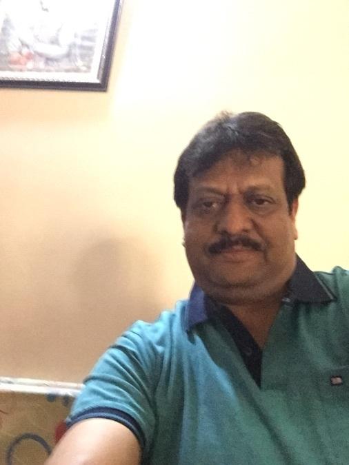 Bijay Kejriwal, 43, Ottawa, Canada