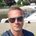 Jon James, 37, Montreal, Canada