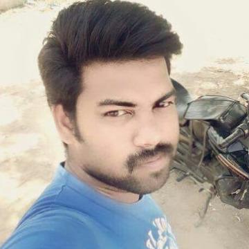 Vinoth Vino, 28, Coimbatore, India