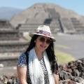 Barbara Gonzamez, 38, Mexico City, Mexico