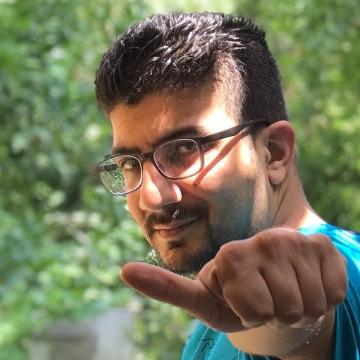 Youssif, 34, Baghdad, Iraq