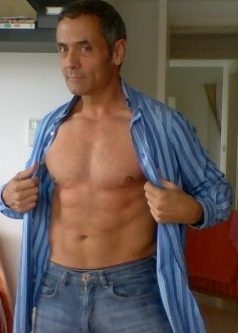 Jonnie Delgado, 49, Dubai, United Arab Emirates