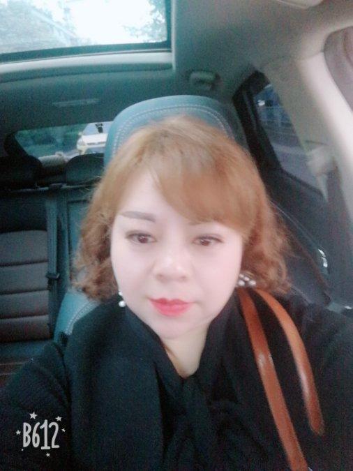 Mary, 39, Wuhan, China