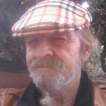 Ahmet Bülent Atahan, 67, Istanbul, Turkey