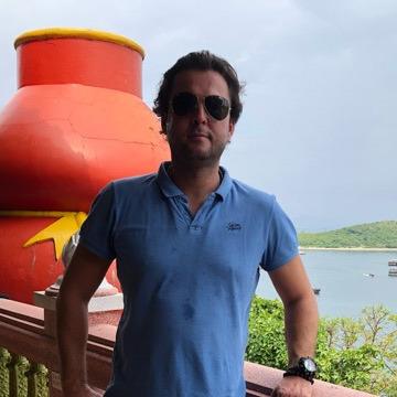 Kadir Küçük, 38, Pattaya, Thailand
