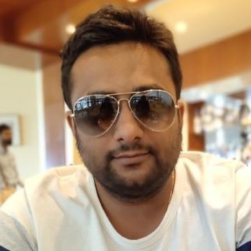 Jimit Shah, 31, Ahmedabad, India