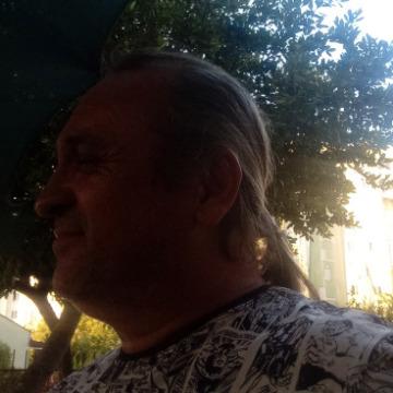 Kaptan Sakallioglu, 53, Istanbul, Turkey