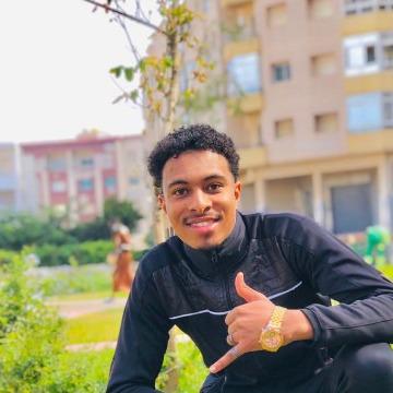 Omar Mabrouki, 23,