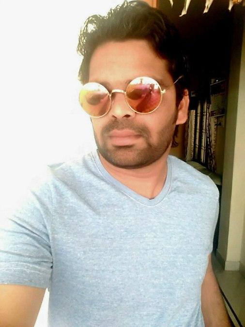 Jaihind Reddy Basupally, 36, Hyderabad, India