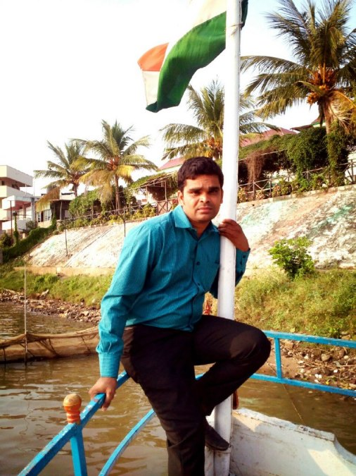 Jaihind Reddy Basupally, 35, Hyderabad, India