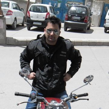Amit, 34, New Delhi, India