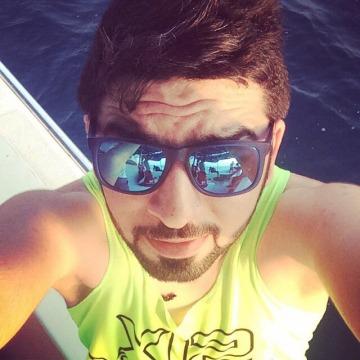 Abdalla AL-Nsour, 31, Dubai, United Arab Emirates