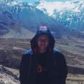 Alonso Paredes, 19, Lima, Peru