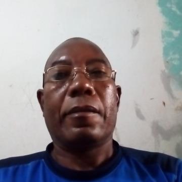 Tony Taylor, 55, Lagos, Nigeria