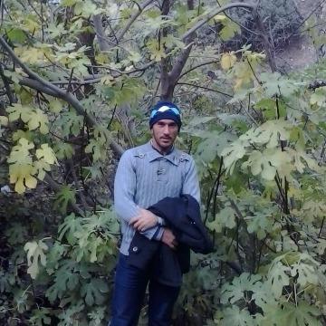 Mohamed Chergui, 43, Setif, Algeria