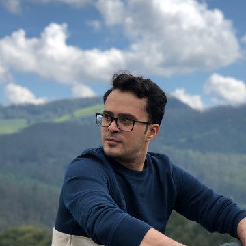 Abhishek Patel, 34, Mumbai, India