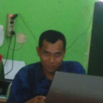 Abdul Ropik, 39, Bandung, Indonesia