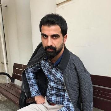 Eren Sütçü, 38, Mersin, Turkey