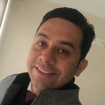 Luis, 36, Bogota, Colombia