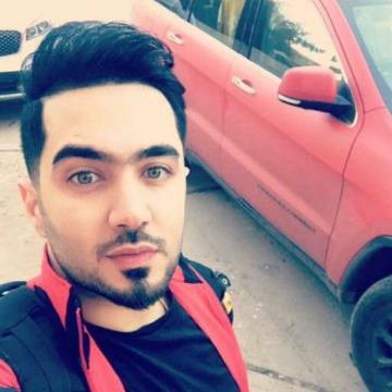 Ali Ahmad, 31, Basrah, Iraq